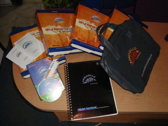 Software Armadillo Accounting